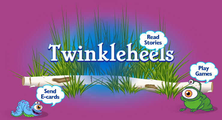 Enter the Twinkle Heels world!