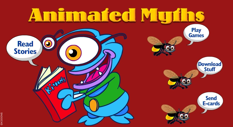 Enter the Animated Myths world!